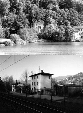 Bonetti e bonetti architetti epfl sia otia for Disegni casa sul lago